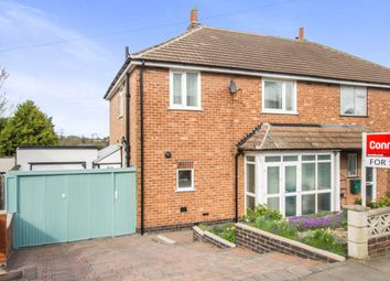 Thumbnail 3 bed semi-detached house for sale in Heacham Drive, Stadium Estate, Leicester