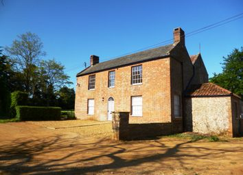 Thumbnail 4 bed detached house to rent in East Winch, Kings Lynn, Norfolk