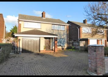 Thumbnail 3 bed detached house for sale in Greenfields Avenue, Totton, Southampton