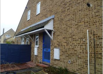 Thumbnail 1 bedroom end terrace house to rent in Eton Close, Witney