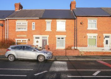 Thumbnail 3 bedroom terraced house for sale in Hawthorn Terrace, Walbottle, Newcastle Upon Tyne