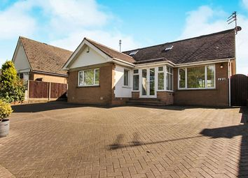 Thumbnail 4 bed bungalow for sale in Garstang Road East, Poulton-Le-Fylde