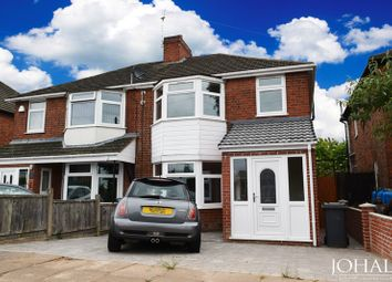 Thumbnail 3 bedroom semi-detached house to rent in Heyworth Road, Leicester