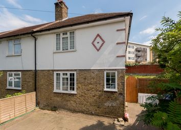 Thumbnail 3 bed end terrace house for sale in Highcombe, London