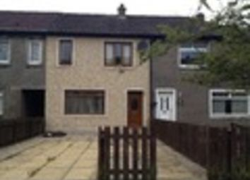 Thumbnail 2 bed terraced house to rent in Bute Crescent, Shotts ML7,