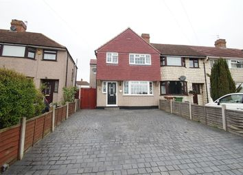 Thumbnail 4 bed end terrace house for sale in Chester Road, Sidcup, Kent
