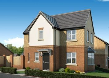 "Thumbnail 3 bed property for sale in ""The Sinderby At The Woodlands"" at Newbury Road, Skelmersdale"