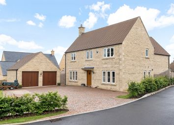 Thumbnail 5 bed detached house for sale in Bownham Mead, Rodborough Common, Stroud