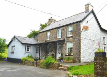 Thumbnail 4 bed property for sale in Penuwch, Tregaron