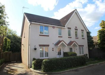 Thumbnail 3 bed semi-detached house to rent in Oakhill Chase, Pound Hill, Crawley