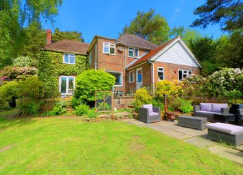 Thumbnail 4 bed detached house for sale in Chillies Lane, Crowborough
