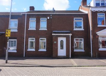 Thumbnail 3 bed terraced house for sale in Spamount Street, Belfast