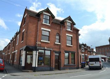 Thumbnail 1 bed flat for sale in Fountain Street, Leek