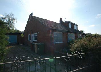 Thumbnail 2 bed semi-detached bungalow for sale in Seddon Lane, Radcliffe, Manchester