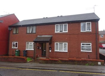 Thumbnail 2 bedroom flat to rent in St Michael Street, Caldmore, Walsall
