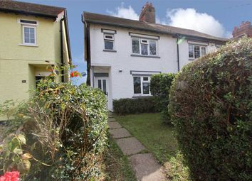 Thumbnail 3 bed cottage for sale in Gayford Terrace, Shotley, Ipswich