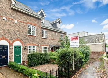 Cherwell Street, Oxford OX4. 3 bed terraced house for sale