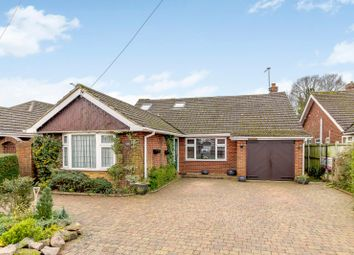 Thumbnail 3 bed detached house for sale in Elmtree Avenue, Kelvedon Hatch, Brentwood