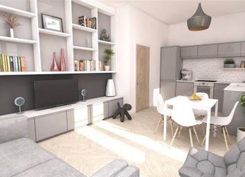 Thumbnail 2 bed flat for sale in Belle Vue Road, Paignton, Devon