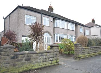 Manor Road, Woolton, Liverpool L25. 4 bed semi-detached house for sale