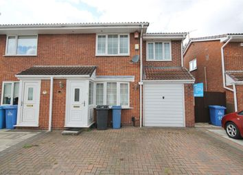 Thumbnail 3 bed semi-detached house for sale in Burnham Close, Widnes
