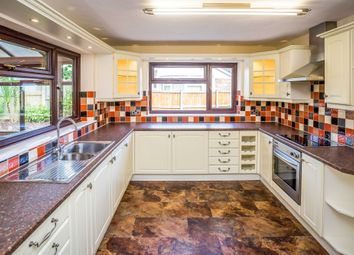 Thumbnail 4 bed detached house for sale in The Beeches, Milwr, Holywell