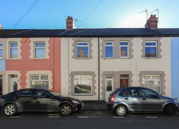 Thumbnail 2 bedroom terraced house to rent in Springfield Place, Canton, Cardiff