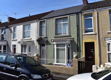 Thumbnail 3 bedroom terraced house for sale in Bond Street, Swansea