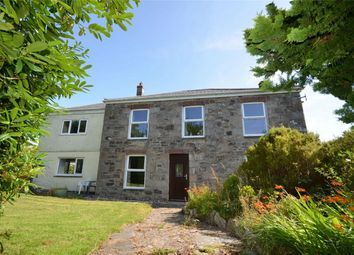 Thumbnail 5 bed detached house for sale in Penstraze, Chacewater, Truro, Cornwall