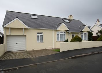 Thumbnail 4 bed detached bungalow for sale in Lyndale Road, Kingsteignton, Newton Abbot
