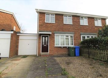 3 bed semi-detached house for sale in Bradbury Place, New Hartley, Whitley Bay NE25