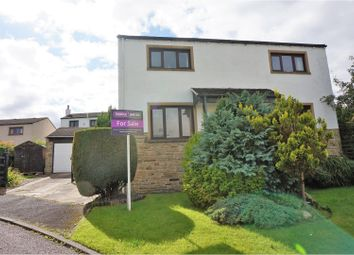 Thumbnail 4 bed detached house for sale in Greenhow Park, Burley In Wharfedale, Ilkley