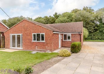Thumbnail 3 bed detached bungalow for sale in Melton Road, Hindolveston, Dereham