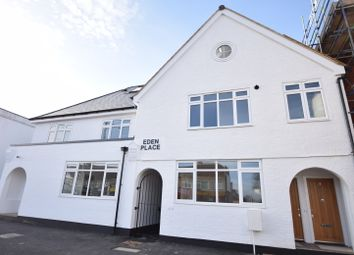 Thumbnail 2 bed flat to rent in 713 London Road, Cheam