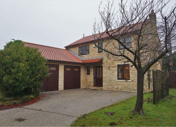 Thumbnail 4 bed detached house to rent in Willow Glade, Clifford, Wetherby, Leeds