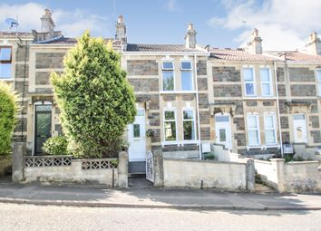 Thumbnail 3 bed terraced house for sale in Lymore Avenue, Bath