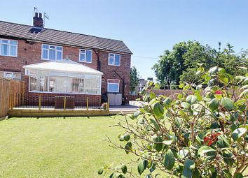 Thumbnail 4 bed semi-detached house for sale in Kirby Drive, Cottingham