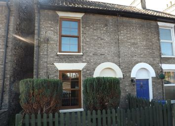 Thumbnail 2 bed cottage to rent in Station Road, Thetford