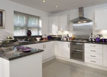 "Thumbnail 4 bed end terrace house for sale in ""Winchester"" at Ffordd Y Mileniwm, Barry"