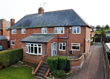 Thumbnail 3 bed semi-detached house for sale in Shanklin Drive, Grantham