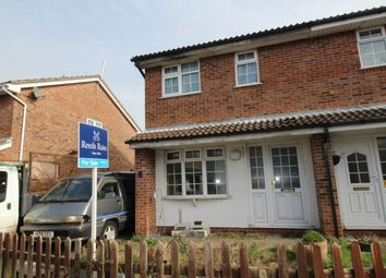 Thumbnail 3 bedroom semi-detached house for sale in Bramley Close, Pill, Bristol