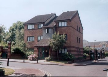 Thumbnail 1 bed flat to rent in Harp Island Close, Neasden