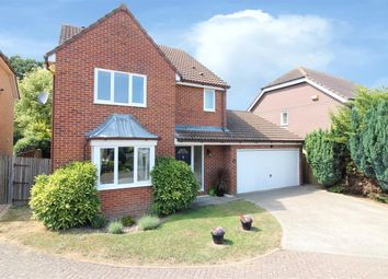 Thumbnail 4 bed detached house for sale in Cannon Woods Way, Kennington, Ashford