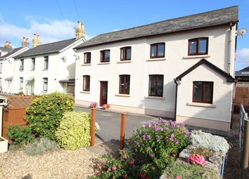 Thumbnail 3 bed link-detached house for sale in Brynmawr Terrace, Brecon