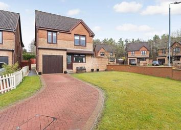 Thumbnail 4 bed detached house for sale in Glen Moriston Road, Craigmarloch, Cumbernauld, North Lanarkshire