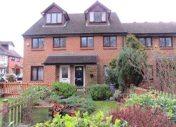 Thumbnail 2 bedroom maisonette for sale in Vellum Drive, Carshalton, Surrey