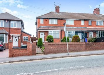 Thumbnail 2 bed terraced house for sale in Brownhills Road, Stoke-On-Trent