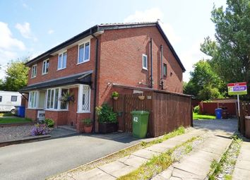 Thumbnail 2 bed semi-detached house to rent in Black Croft, Clayton-Le-Woods, Nr Chorley