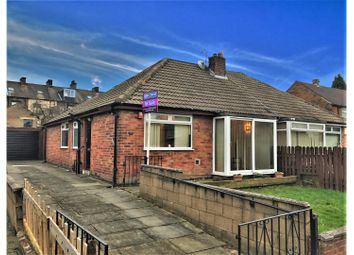 Thumbnail 3 bed semi-detached bungalow for sale in Busfield Street, Bradford