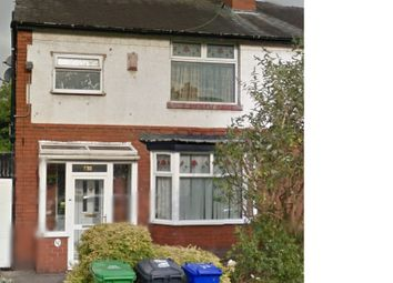 Thumbnail 3 bed semi-detached house for sale in Kempton Road, Manchester